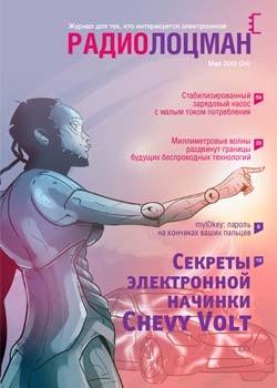 Электронный журнал Радиолоцман 2013 05