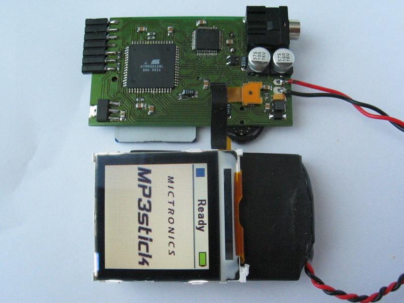 MP3 stick v11