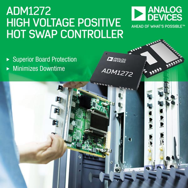 Analog Devices - ADM1272