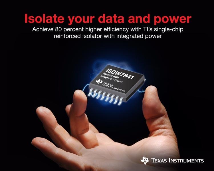 Texas Instruments - ISOW7841