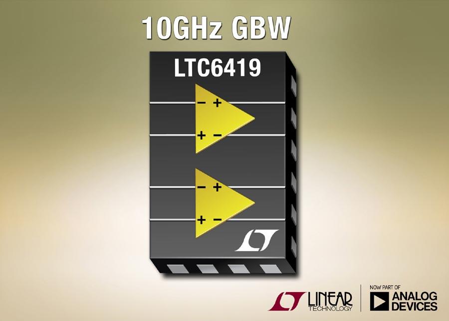 Analog Devices - LTC6419