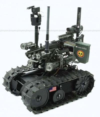 Будущее за роботами (конкурс)
