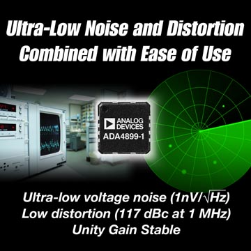 ADA4899-1 Operational Amplifier