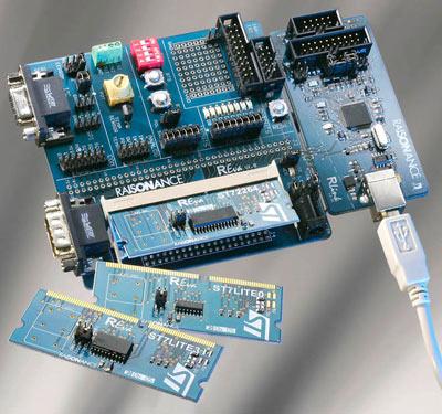 STMicroelectronics ST7Lite 8-bit Microcontroller Family