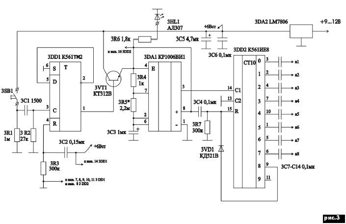 Схема распайки tv кабеля на 9600gt