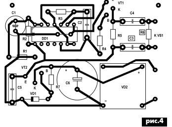 схема работы генератора зарядки авто