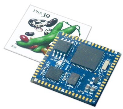 IRIS OEM Module, IRIS Mote, IRIS OEM Design Kit