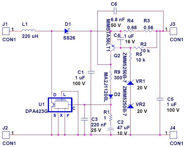 ...maximvb, если нужен преобразователь 12-24 посмотри в нете схемы Простой повышающий DC - DC преобразователь на...