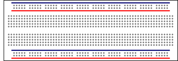 Electronic Breadboard Templates