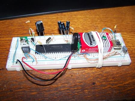Accelerometer Based Mouse