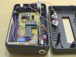 LC Meter prototype