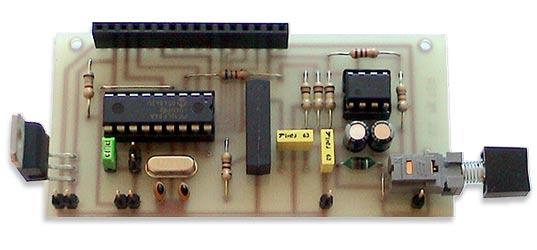 LC Meter PCB