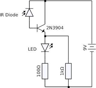 circuit IR Detector