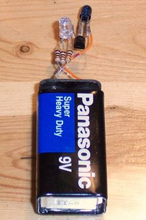 good idea keep one or two of the AAAA batteries