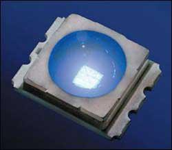 Внешний вид светодиодной лампы 1 Вт