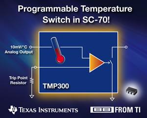 Texas Instruments TMP300