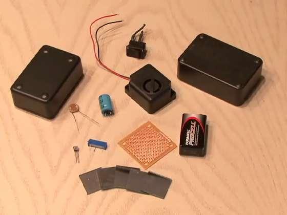 Лазер в домашних условиях и своими руками схема