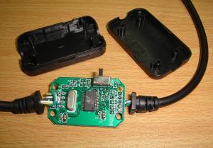 Модифицируем кабель передачи данных для использования его в проектах на микроконтроллерах