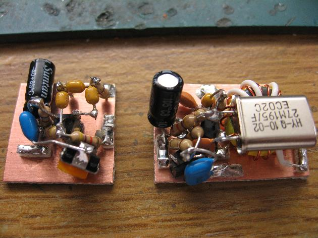 Circuit Diagram Of Walkie Talkie | Am Walkie Talkie Experiments