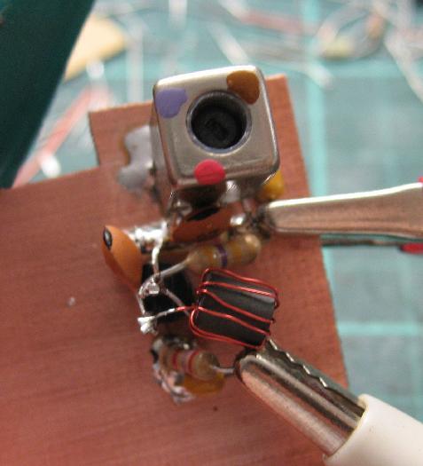 Prototype RX Detector