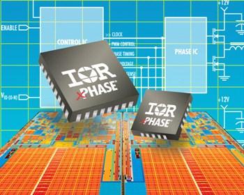 IR Control IC Provides