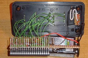 Подключаем индикаторы к микроконтроллеру.