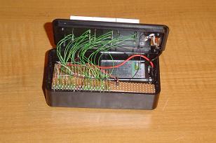 Соединяем акселерометр с микроконтроллером.
