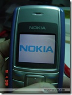 Nokia 1110 mono to color display MOD