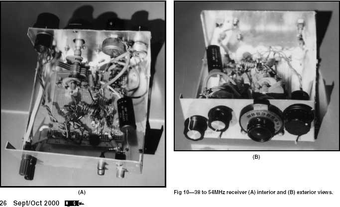 Новые схемы сверхрегенеративных радиоприемников для УКВ экспериментов.