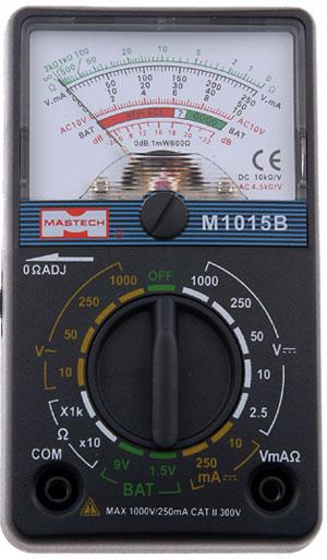 Стрелочный мультиметр M1015B - ИП Долгодров С. В. в Минеральных Водах.