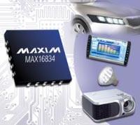 Токовый драйвер MAX16384
