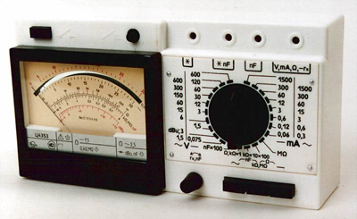 Комбинированный электроизмерительный прибор ц4353 мультиметры