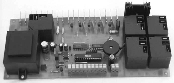 Внешний вид универсального электронного модуля