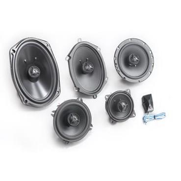 Автомобильная коаксиальная акустика Morel Tempo Coax 5
