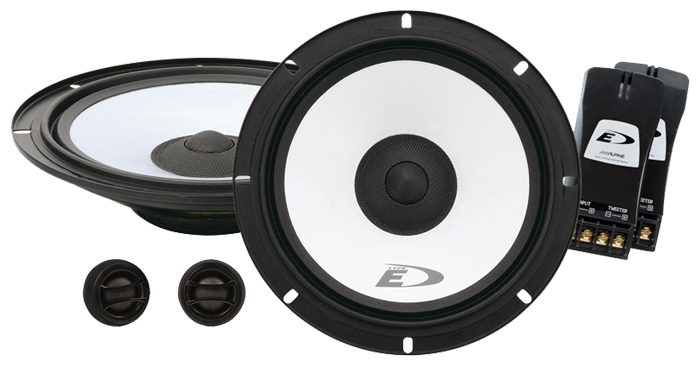 Автомобильная компонентная акустика Alpine SPE-20SF