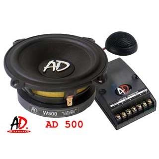 Автомобильная компонентная акустика AD 500B