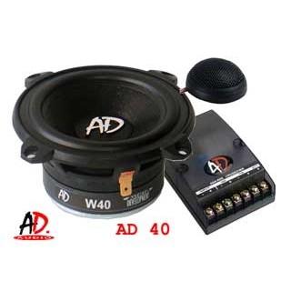 Автомобильная компонентная акустика AD 40