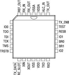 Внешний вид микросхемы AMIS-30585