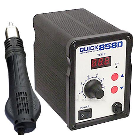 паяльная станция Quick858D