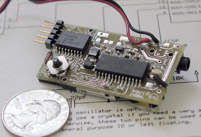 The World's Simplest Open Source DIY MP3 player