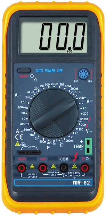 Мультиметр S-Line MY62