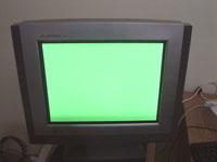 CRT green