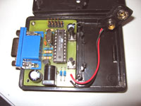 Device - box open