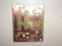 PCB corroded