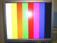 LCD multicolor
