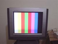 CRT multicolor
