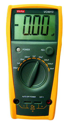 Измеритель емкости (C - метр) Sinometer/VICTOR 6013.