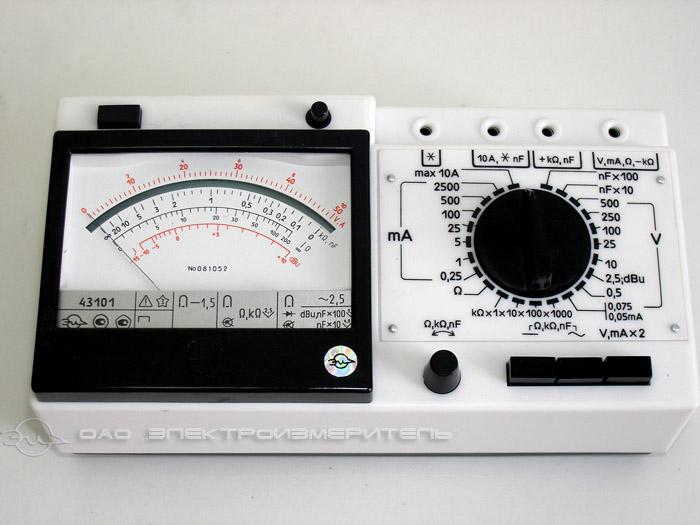 Электроизмеритель Ц43101