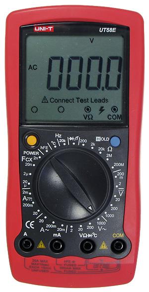 Мультиметр Uni-Trend UT58E