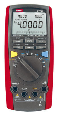 Мультиметр Uni-Trend UT71D